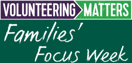 Volunteering Matters for Families