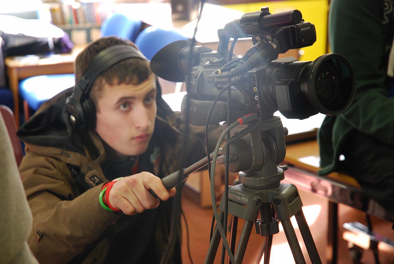 Film Workshop Ryan