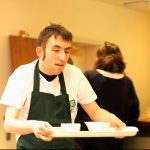 Josh- Gallery Cafe Volunteer in Norfolk