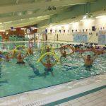 Sporting Chance aqua aerobics