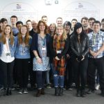 young people volunteering at Volunteering Matters Norfolk based project, Futures