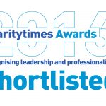 charity times award 2016 nomination volunteering matters