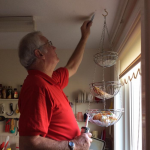 handyperson project volunteer bob kerr forth valley