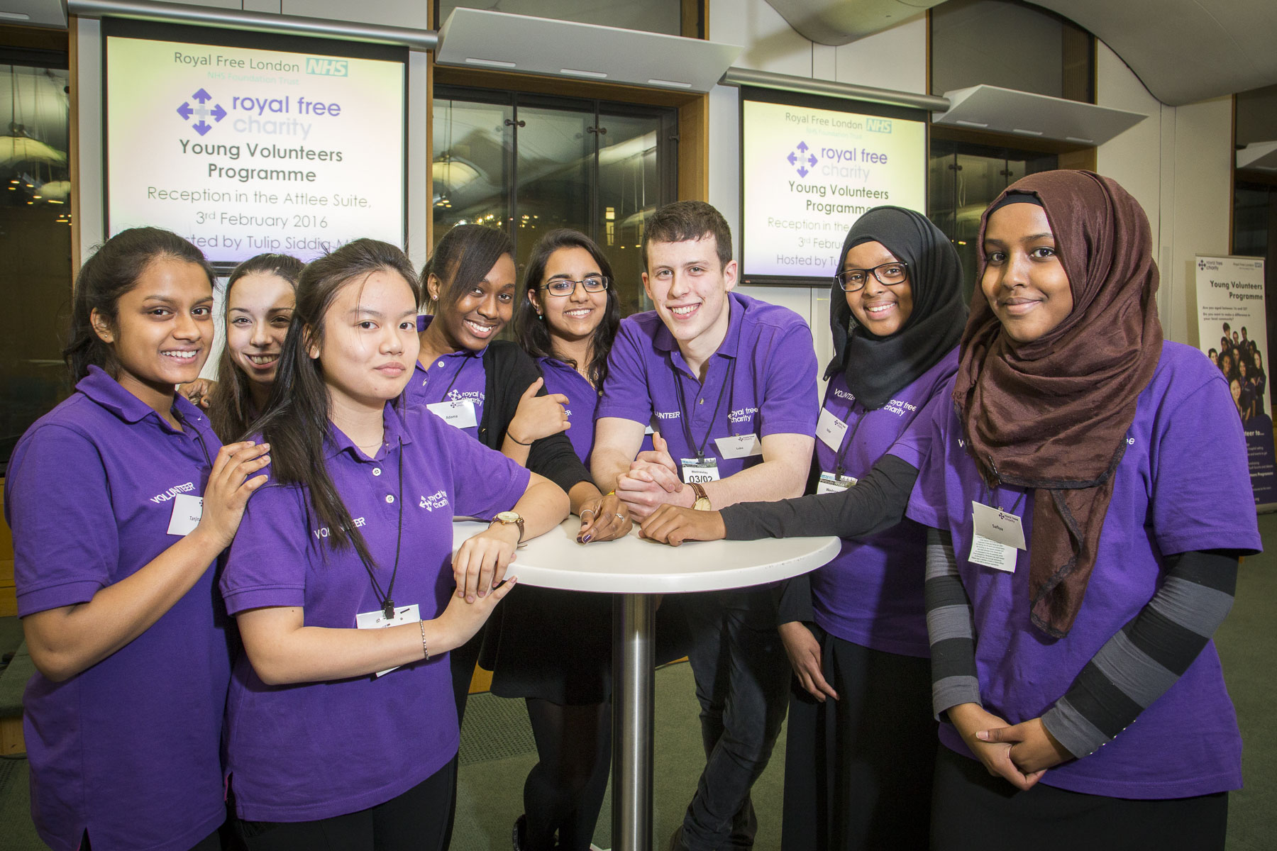 Young Volunteers in Health and Social Care